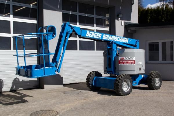 Berger Baumaschinen Verleih im Bezirk Rohrbach - Steiger Diesel